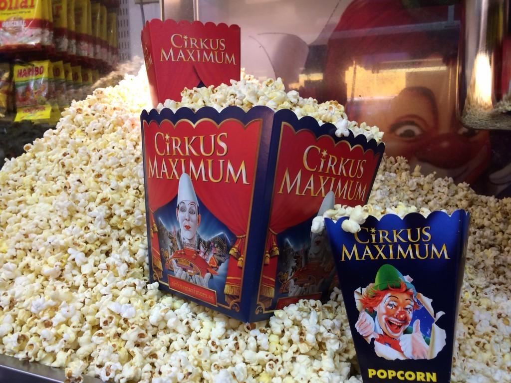 jättestor popcornVillevalla