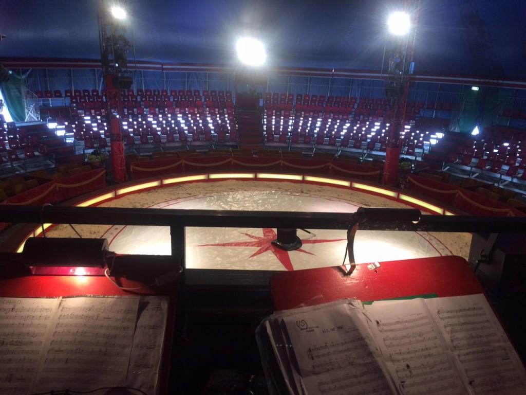 Utsikt orkester
